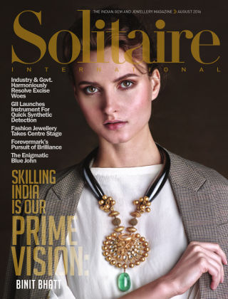 Solitaire International August 2016
