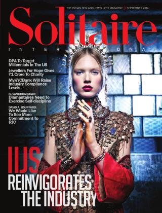 Solitaire International September 2016