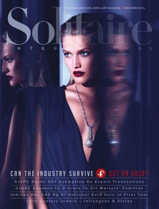 Solitaire International November 2016