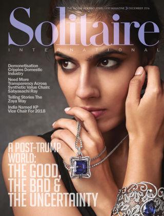 Solitaire International December 2016