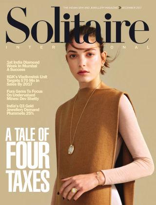 Solitaire International December 2017