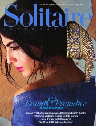 Solitaire International April 2018