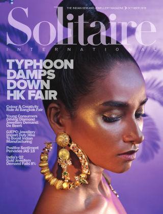 Solitaire International October 2018