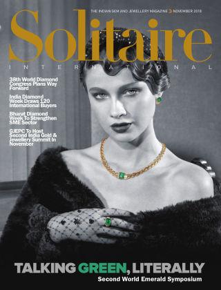 Solitaire International November 2018
