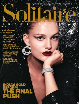 Solitaire International December 2018