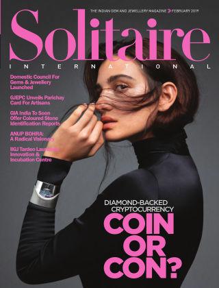 Solitaire International February 2019