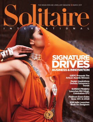 Solitaire International March 2019