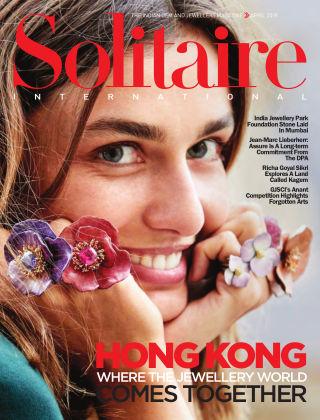 Solitaire International April 2019