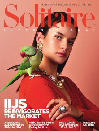 Solitaire International September 2019
