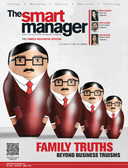 The Smart Manager August 01, 2014 00:00