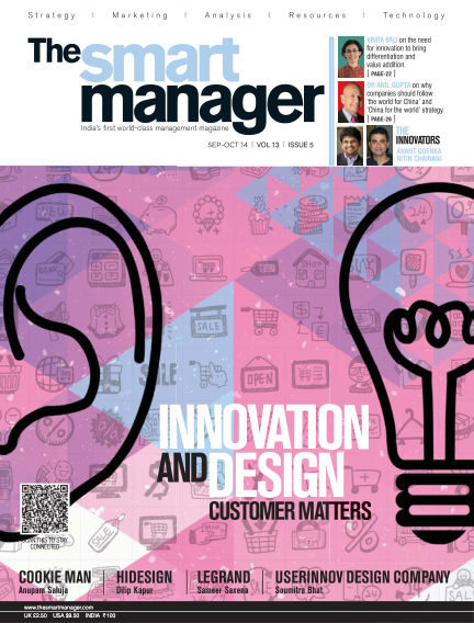 The Smart Manager October 09, 2014 00:00