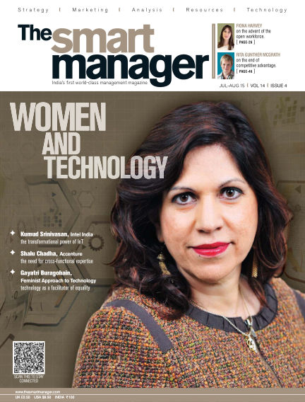 The Smart Manager August 10, 2015 00:00