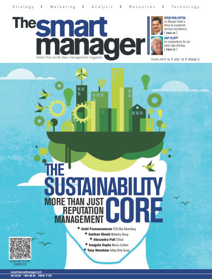 The Smart Manager March 30, 2016 00:00