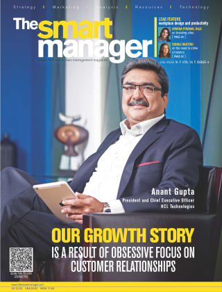 The Smart Manager July-August 2016