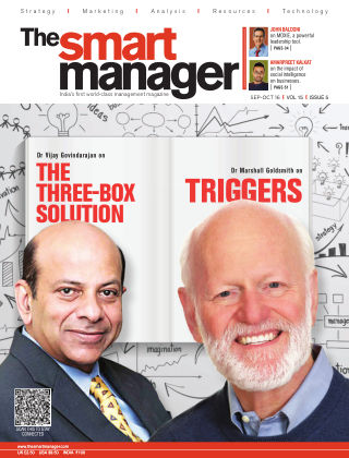 The Smart Manager Sept. - October 2016