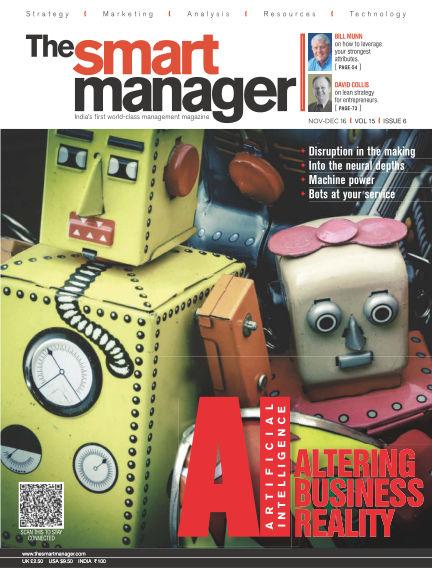 The Smart Manager November 23, 2016 00:00