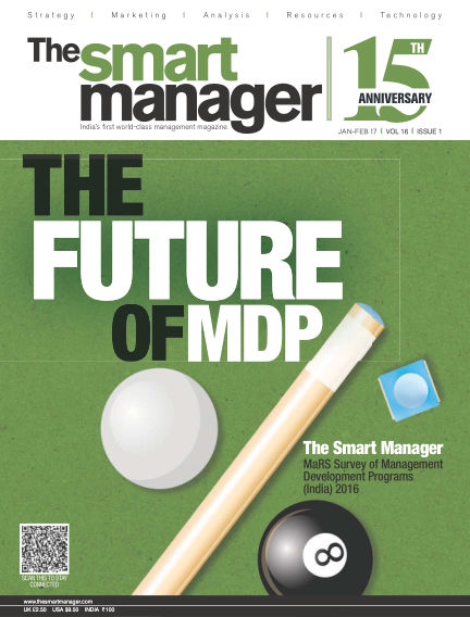 The Smart Manager February 08, 2017 00:00