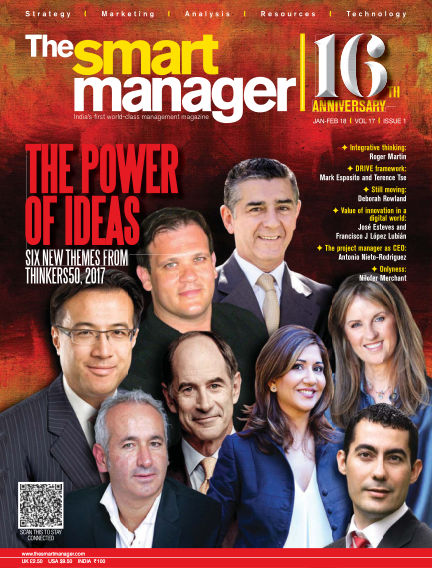 The Smart Manager January 31, 2018 00:00