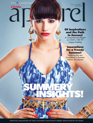 Apparel April 2015