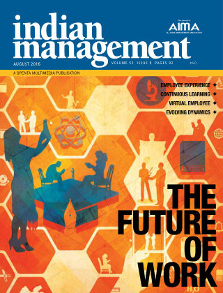 Indian Management August 2016