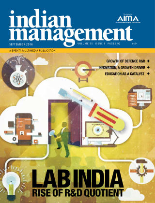 Indian Management September 2016