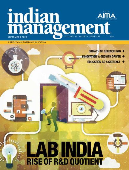 Indian Management September 09, 2016 00:00