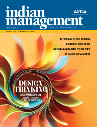 Indian Management October 2016