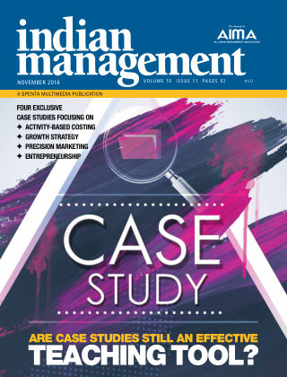 Indian Management November 2016