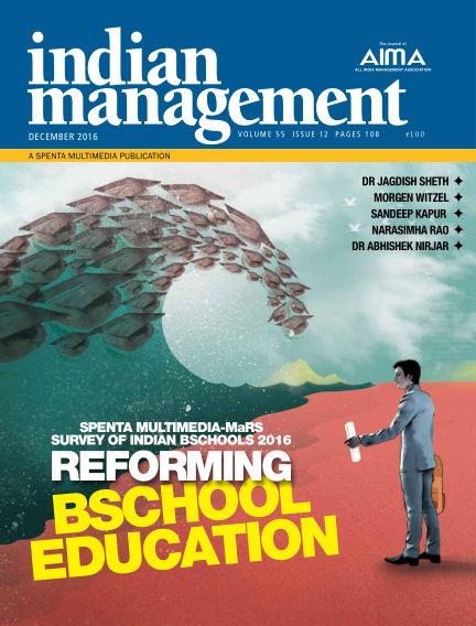Indian Management December 09, 2016 00:00