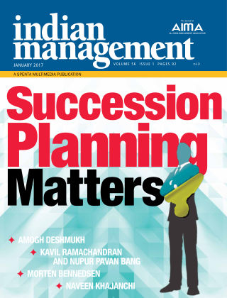 Indian Management January 2017