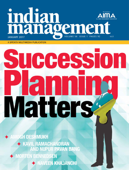 Indian Management January 11, 2017 00:00