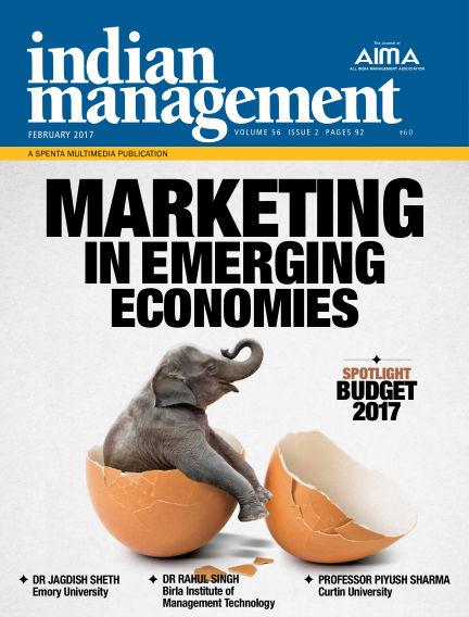 Indian Management February 10, 2017 00:00