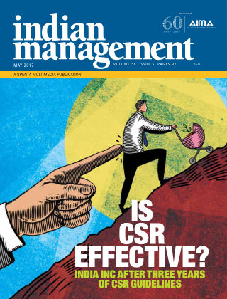 Indian Management May 2017