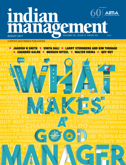 Indian Management August 10, 2017 00:00