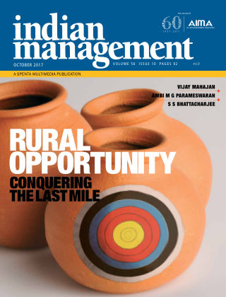 Indian Management October 2017