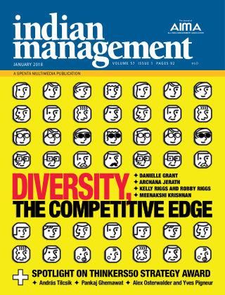 Indian Management January 2018