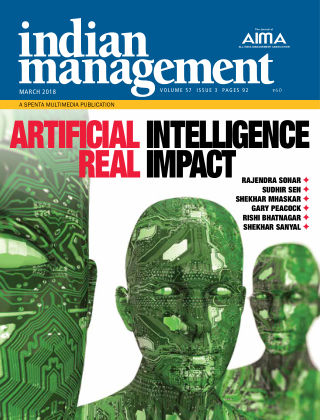 Indian Management March 2018