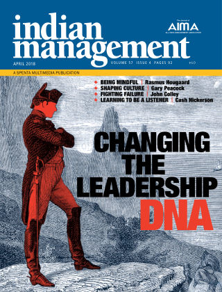 Indian Management April 2018