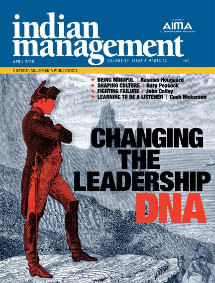 Indian Management April 09, 2018 00:00