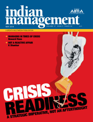 Indian Management May 18