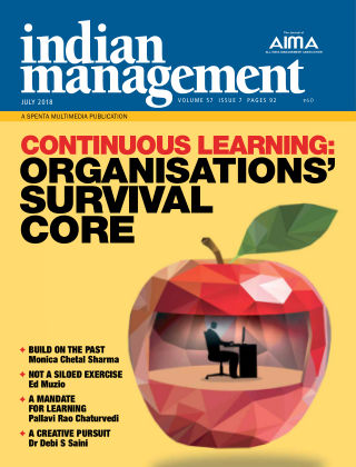 Indian Management July 2018