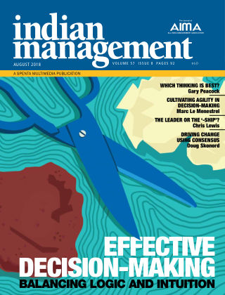Indian Management Aug 2018