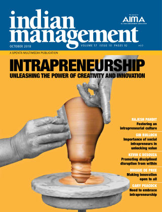 Indian Management October 2018