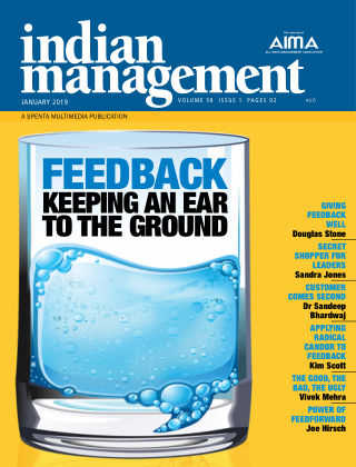Indian Management January 2019