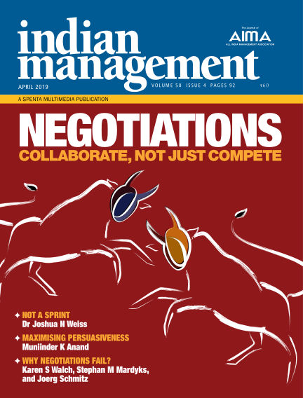 Indian Management April 10, 2019 00:00