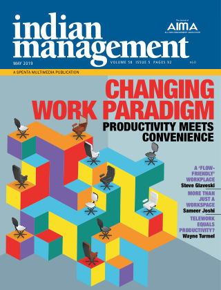Indian Management May 2019