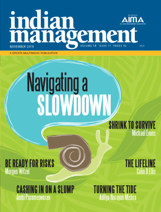Indian Management November 2019