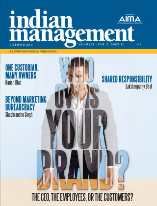 Indian Management December 2019