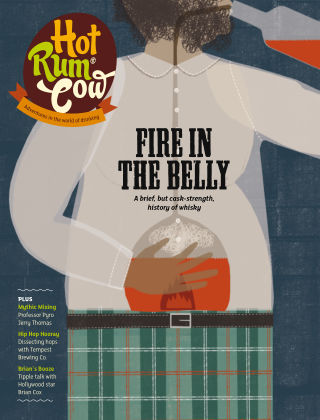 Hot Rum Cow Magazine Issue 3