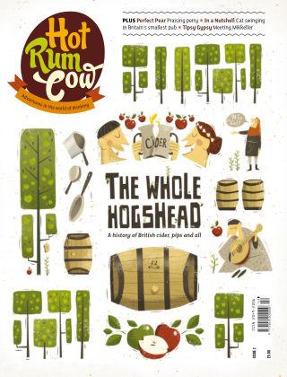 Hot Rum Cow Magazine Issue 2